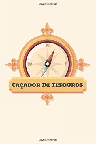 Caçador De Tesouros: Diário de bordo para detectores de metais, controle suas estatísticas de detecção de metais e melhore suas habilidades, presente para os detectores de metais