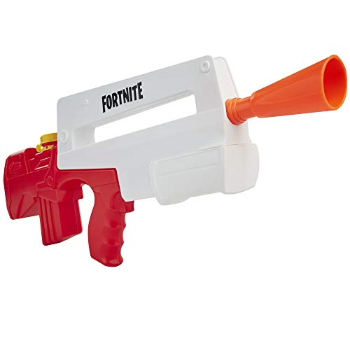 Super Soaker F0453 Soaker Nerf Fortnite Burst AR Wasserblaster – Pump-Action Wasser-Attacke für Outdoor-Spiele – Für Kinder, Jugendliche, Erwachsene
