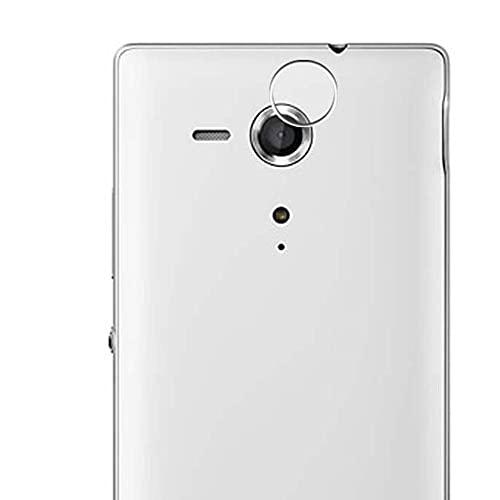 Vaxson 2-Pack Pellicola Protettiva, compatibile con Sony Xperia SP C5303 Fotocamera Posteriore Protezione Lente [Non Vetro Temperato Screen Protector Cover Custodia ]