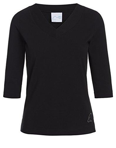 ESPARTO Shirt Sundar Schwarz L