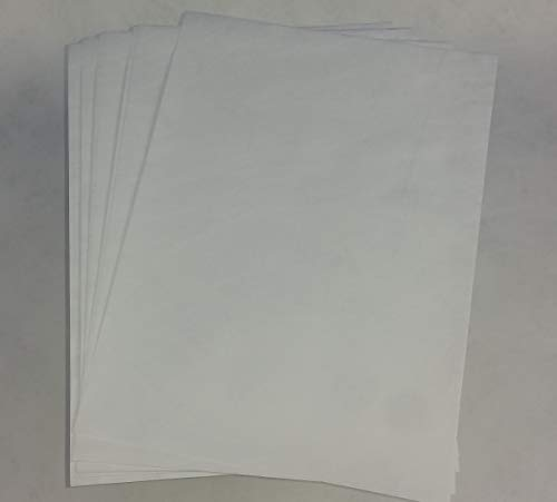 "DuPont Tyvek 43gm A4 1443R - Pack of 20 Sheets (8.3"" X 11.7"")"