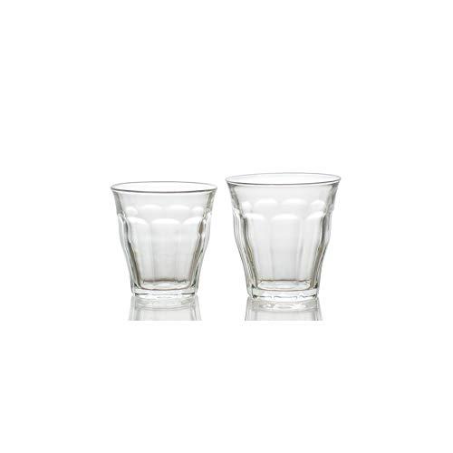 DURALEX set 12 stuks 4 glazen picardie 6 tot cl16 tafelservies
