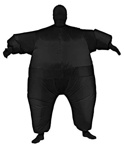 Rubie's Inflatable Full Body Suit Costume, Black, Standard