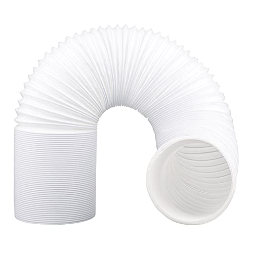 Baishi Tuyau d'échappement pour climatiseur 15,9/13 cm de diamètre, flexible et portable, 1,5/2/3 m de long, compatible avec plus de climatisation