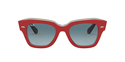 Ray-Ban State Street Gafas de Lectura, 12963m, 49 Unisex Adulto