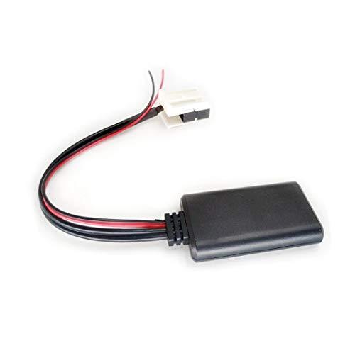 Adattatore Bluetooth Aux in compatibile con BMW E60 E66 E81 E82 E87 E90 E91 E92 A2DP mp3