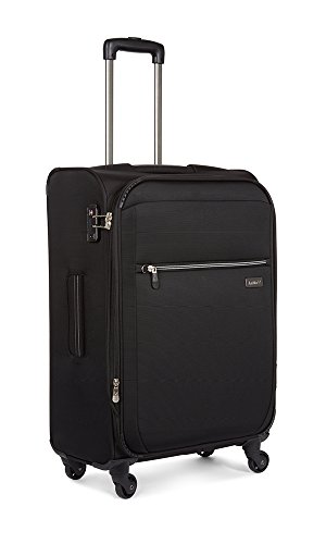 Antler 4 Wheel Spinner Suitcase, 68 cm, 62 liters, Black