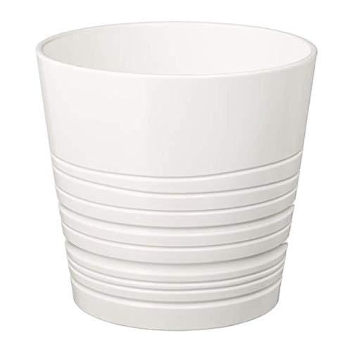 Ikea 103.082.02 - Macetero (4 1/4), color blanco