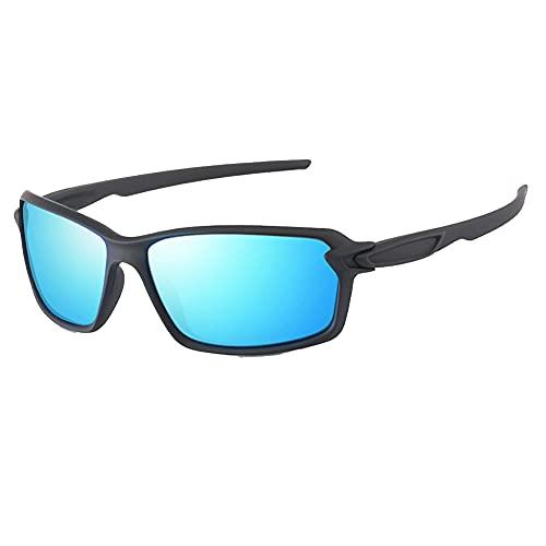 Askaypi Gafas de sol deportivas de gafas de sol polarizadas de dama masculina