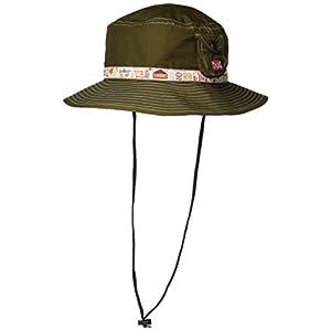 """[チャムス] HAT Fes Hat メンズ CH05-1248 Khaki Free"""""""