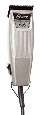 Oster Pivot 616 Professional Clipper 220v Two Blades Silver