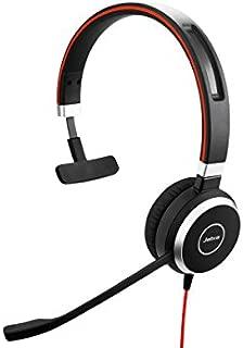 Jabra Evolve 40 MS USB-C Mono Corded Headset