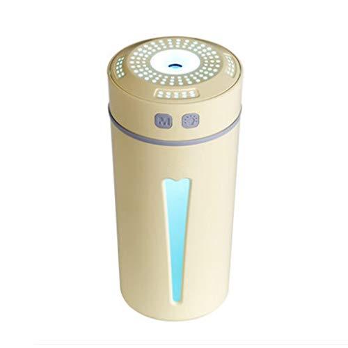WZHZJ Humidificador Gran Sala Dura humidificador de Vapor frío, Protección contra la sobrecarga humidificador ultrasónico (Color : D)