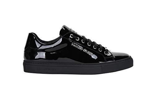 Philipp Plein 1660 Sneaker B Damen Women Shoes, Schwarz - Schwarz - Größe: 39 EU