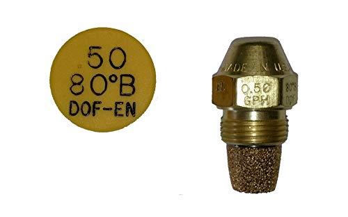 Delavan Düse 0.50 gph. 80 Grad B Del-O-Flo