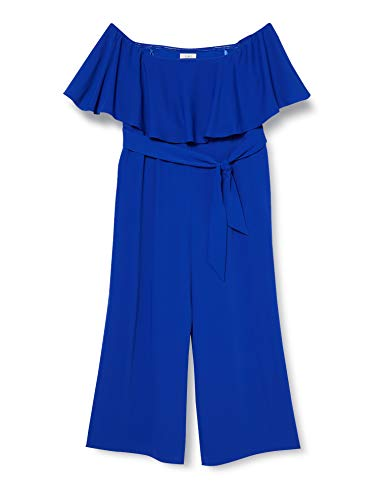Coast Damen Jumpsuit Naima-151-019756, Blau (Cobalt 22), 48 (UK 22)
