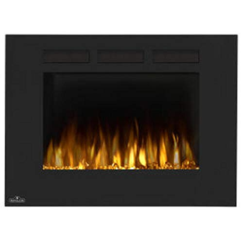 Napoleon NEFL32FH Linear Wall Mount Electric Fireplace, 32'