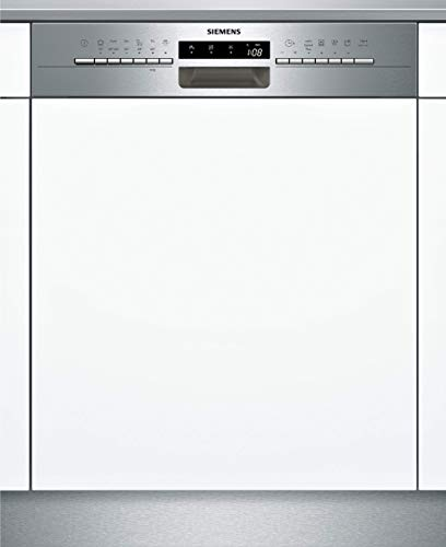 Siemens SN536S03NE iQ300 teilintegrierter Geschirrspüler / A++ / 266 kWh/Jahr / 2660 L/Jahr / varioSpeed Plus / Glas 40 Programm / varioSchublade / varioFlex-Korbsystem