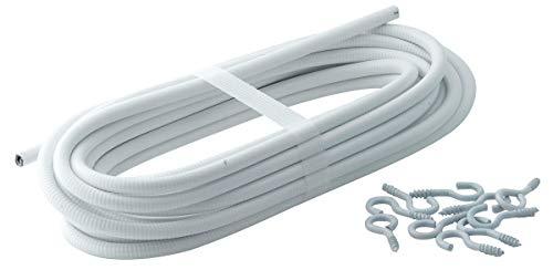Tringle ressort fil acier Ateliers 28 - Longueur 2,5 m - Vendu par 1