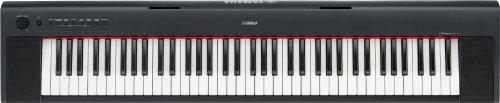 Yamaha NP-31 - Teclado electrónico (plástico, 76 teclas, 2 altavoces...