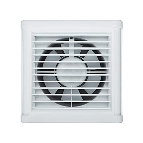 Extractor De Aire, Extractor Cocina Extractor de baño Ventilador, extractor de cocina ventilador de ventilación ventilador ventilador de baño, con persianas desmontables duraderas, eficientes energéti