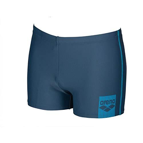 ARENA Herren Badeshorts Basics Badehose, Shark-Turquoise, 8