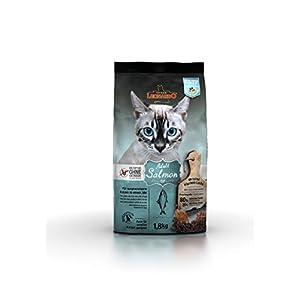 Leonardo Adult GF Salmon [1,8kg] Katzenfutter | Getreidefreies Trockenfutter für Katzen | Alleinfuttermittel für… 3