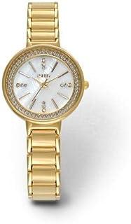 زايروس ساعة رسمية نساء انالوج بعقارب خليط معدني - ZY0018