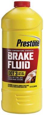 Prestone As401Y Syn Brake Fluid 32Oz