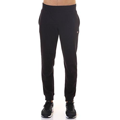 Champion Herren Rib Cuff Authentic Pants Sporthose, Schwarz (NBK), W28 (Herstellergröße: Medium)