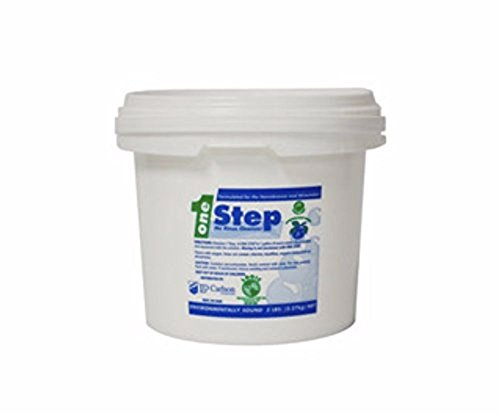 FastRack Logic One Step 5 lb. - No Rinse Cleaner/Sanitizer For Home brewing Beer & Wine Making, White
