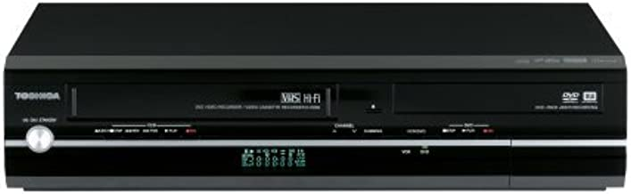 Toshiba DVR660 1080p Upconverting VHS DVD Recorder with Built-in Tuner (Renewed)