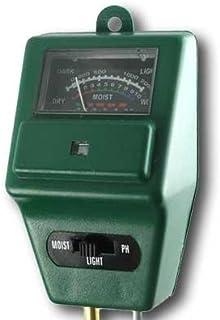 FreeLogix - Medidor del pH, la luz y la humedad de la tierra