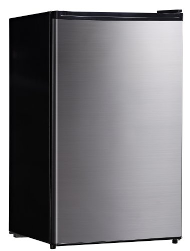 SPT RF-441SS: 4.4 cu.ft. Compact Refrigerator in Stainless Steel Door - Energy Star