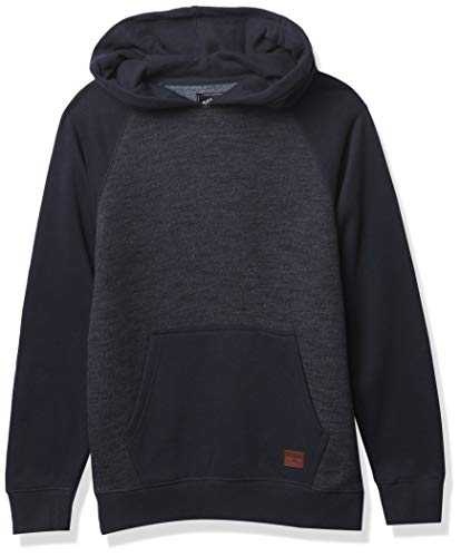 Billabong Boys' Balance Pullover Hoodie, Navy, XL