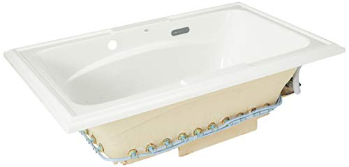 American Standard 2742068C.020 Town Square Ever Clean Air Bath, 6-Feet by 42-Inch, White American Standard 6ft Baths