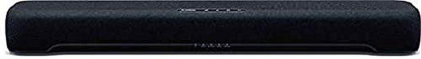 Cassa altoparlante tv compatta suono surround e subwoofer integrato per bassi profondi yamaha c20a soundbar SR-C20A