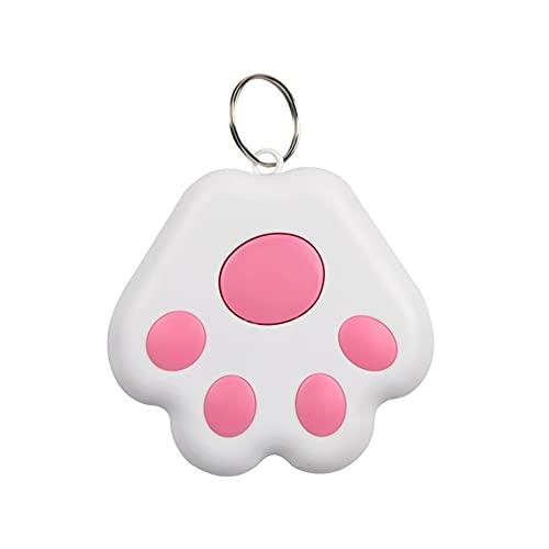 Rastreador GPS Bluetooth para Perros, Localizador de Rastreo GPS para Gatos/Perros, Rastreador Bluetooth Anti-Pérdida, Dispositivo Buscador de Rastreo de Mascotas, Buscador de Llaves