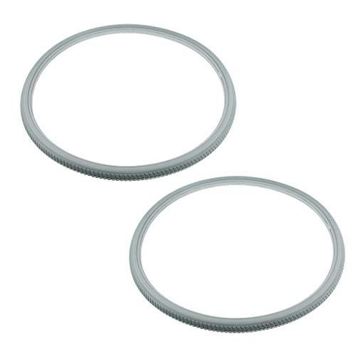 Paquete de 2 Neumáticos de Poliuretano Resistentes Al Desgaste para Sillas de Ruedas Ridgy Tire Fit 24x1 3/8 '' Wheel