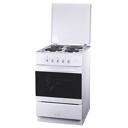 Termikel Elektroherd Standherd SHM 53020 weiss Küchenherd