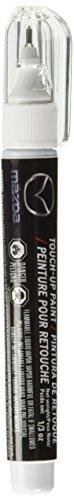 Genuine Mazda (0000-92-41W) Touch-Up Paint – .44 fl. oz., Jet Black
