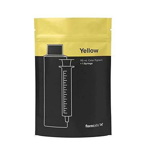 Formlabs color Pigment (yellow) - Farbe für 3D Drucker