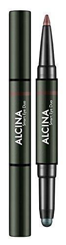 Alcina Smart Eye Duo mountain green, Lidschatten und Kajal in ei