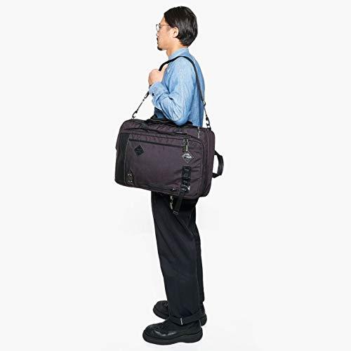 [アッソブ]3WAYバックパックビジネスバッグビジネスリュック061300EXCLUSIVEBALLISTICNYLONBLACK