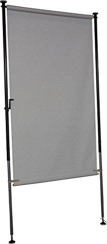 Angerer Balkon Sichtschutz Style beige, 270 x 150 x 225 cm, 2317/016