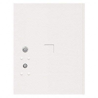 Los Angeles Mall Salsbury Industries Replacement Door New Shipping Free Shipping and H 4 17-1 Lock White