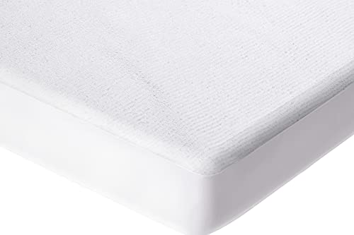 IMFAA 100% Water & Moisture Proof Extra Deep Terry Towel Mattress Protector Topper Cover Anti...