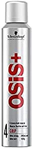Schwarzkopf OSiS Grip Mousse starker Halt, 1er Pack, (1x 0,2 L)