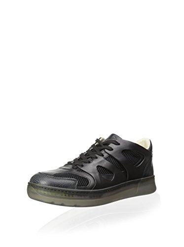 PUMA Mens MCQ Move Lo Alexander McQueen Black Leather Size 9 Athletic Sneakers