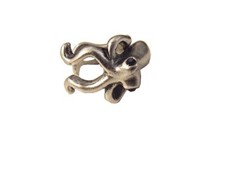 Unbekannt Tentakel Ring Tintenfisch offen 3D